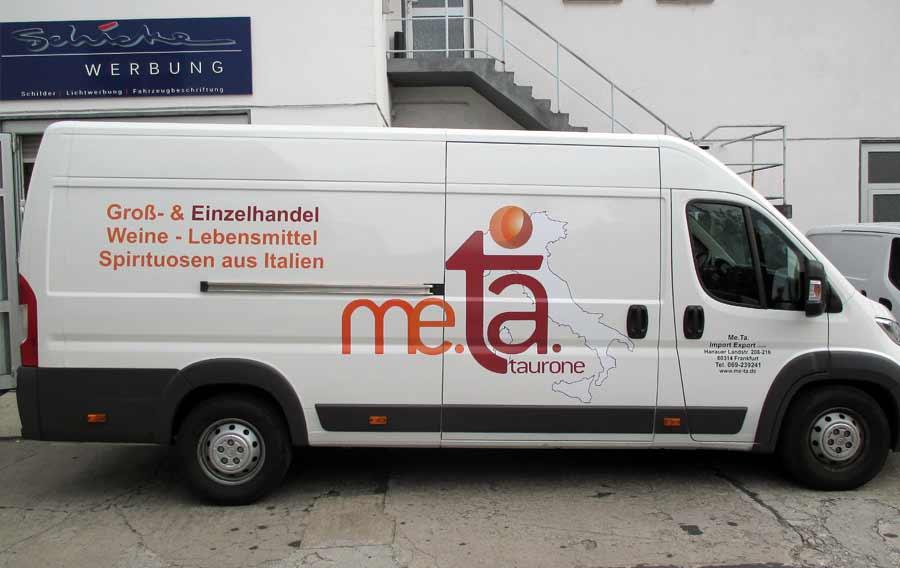 fahrzeugbeschriftung in frankfurt schicke werbung ist ihr kompetenter partner. Black Bedroom Furniture Sets. Home Design Ideas